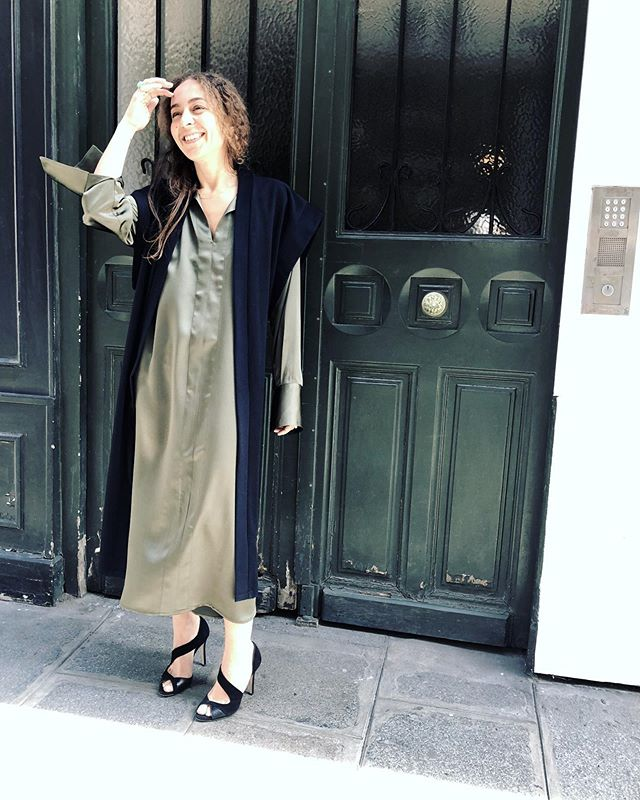 Fall Outfit / Silk & Cachemire #