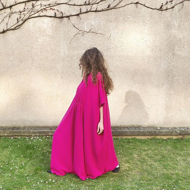 Reveal themselves in colors we never thought we had 🔓 Robe Medée 📸 @charliemonnom